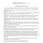 bonner county resolution