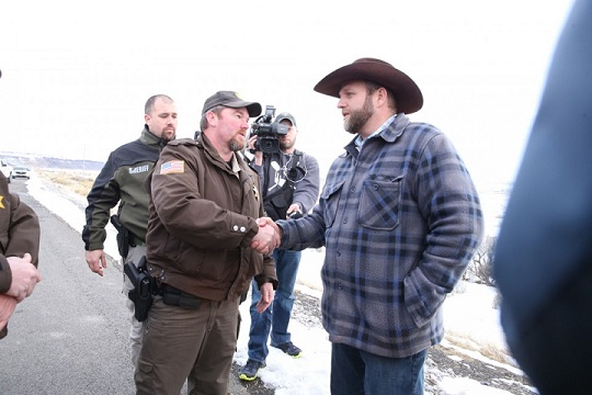 Harney County standoff
