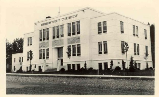 boundary county courthouse