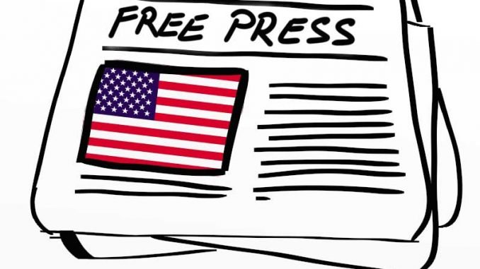 Press Freedom In Era Of Propaganda Redoubt News