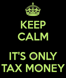 keep-calm-it-s-only-tax-money