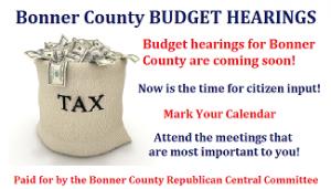budget hearing ad