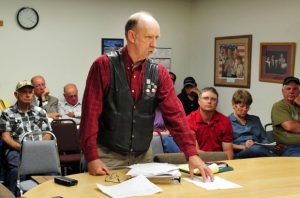 Tim Ravndal, Broadwater County Coalition Concerned Citizens