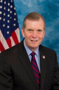Shockingly unenlightened – Congressman Tim Walberg of Michigan's 7th CD. Official Photo.