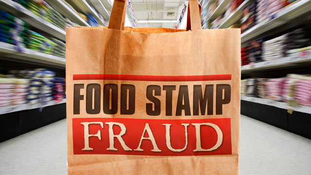 Food Stamp Recipents With Working Adult In Household