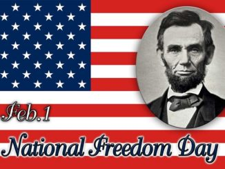 NATIONAL FREEDOM DAY