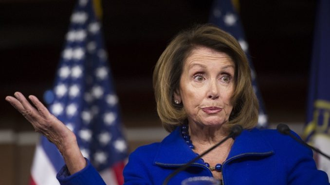 Pelosi Still Blames Bush
