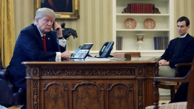 Saudi king agrees in call with Trump to support Syria, Yemen safe zones: White House