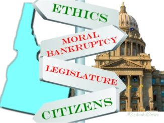 The Truth About Our Morally Bankrupt Legislative Leadership