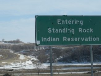 Standing Rock Sioux Want Protesters to Go Home