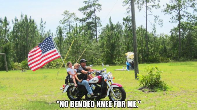 """""""No Bended Knee For Me"""" – No Speedy Trial – Just Punishment"""
