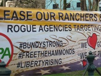 The Persecution of the Malheur Protesters