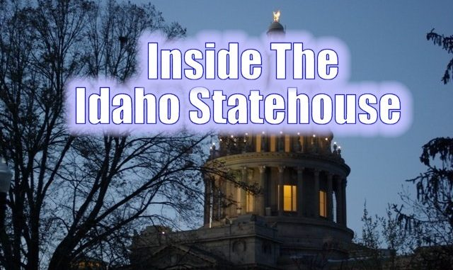 Idaho House Leadership Command Veto Power