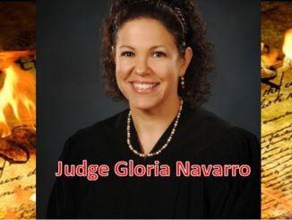 Judge Navarro Says Defendants Have Only 3 Rights