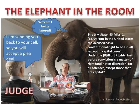THE ELEPHANT IN THE ROOM:
