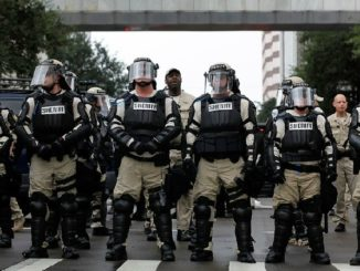 The American Police State Is Coming to Get You