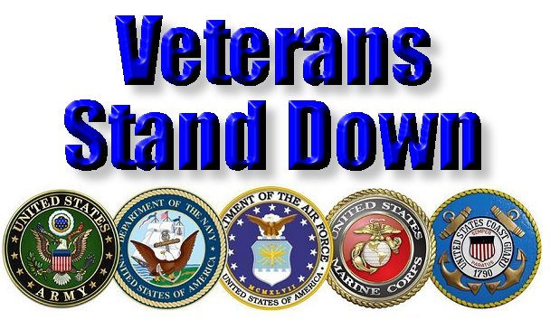 Stand Down for Homeless Veterans 2017