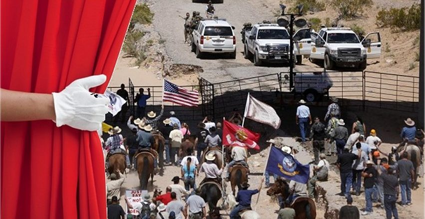 Rip the veil of secrecy from the Bundy case