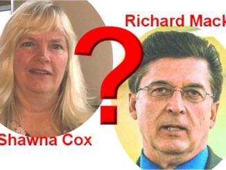 Shawna Cox Contradicts Sheriff Mack