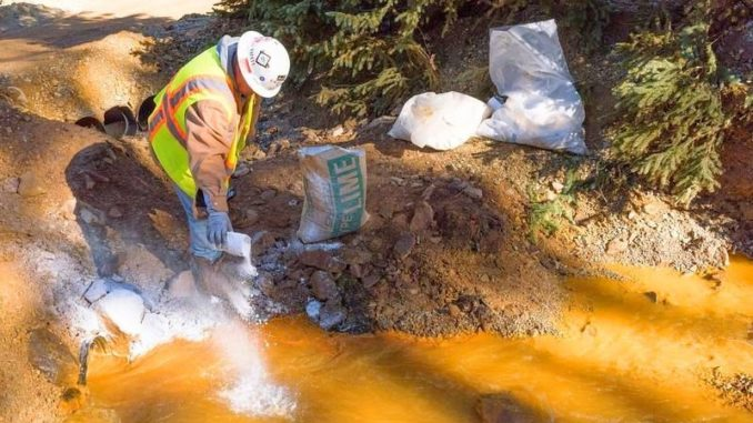 EPA's Attempt to Bury Its Colorado Gold Mine Disaster Is Illegal