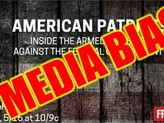 "The Effrontery of the Frontline Report ""AMERICAN PATRIOT"""