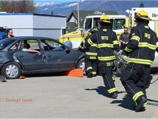 Crash Scenario for Bonners Ferry Students