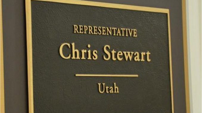 An Open Letter to Rep. Chris Stewart