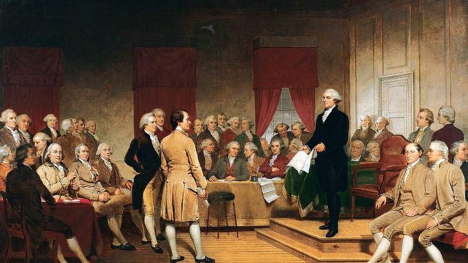Democracy vs Republic, Defending the Founders
