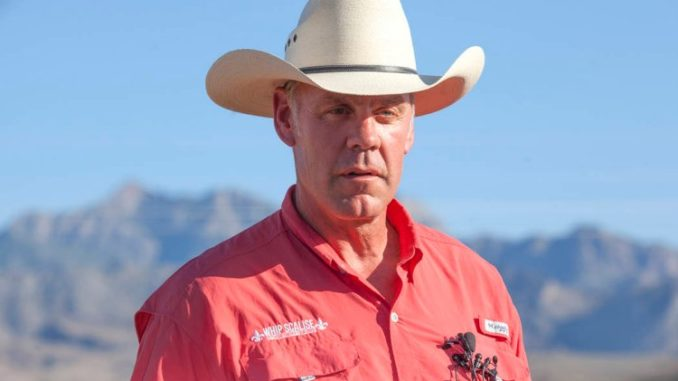 Zinke Comes To Bunkerville