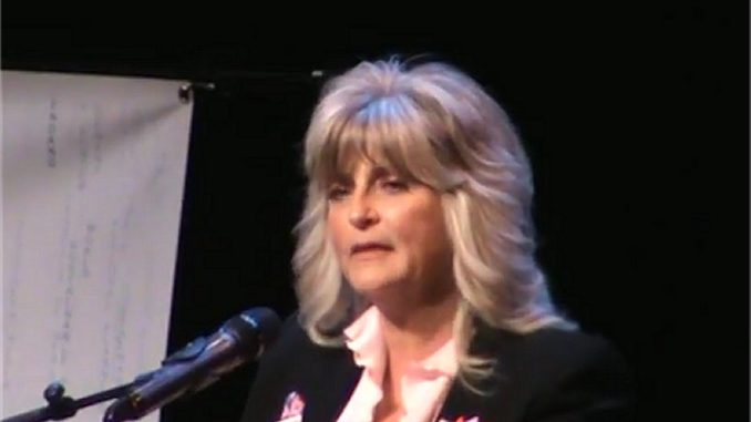 Jeanette Finicum at Red Pill Expo