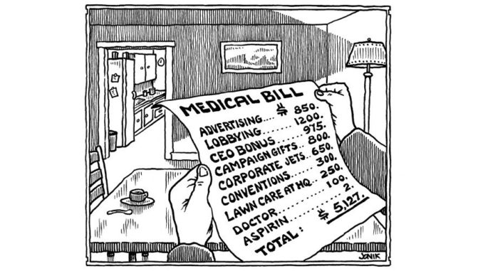 Does Anyone Know the Real Cost of Health?