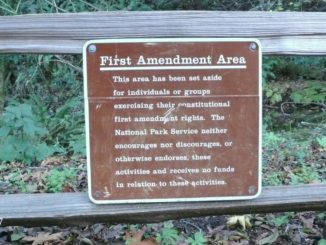 Are 1st Amendment Areas Constitutional?
