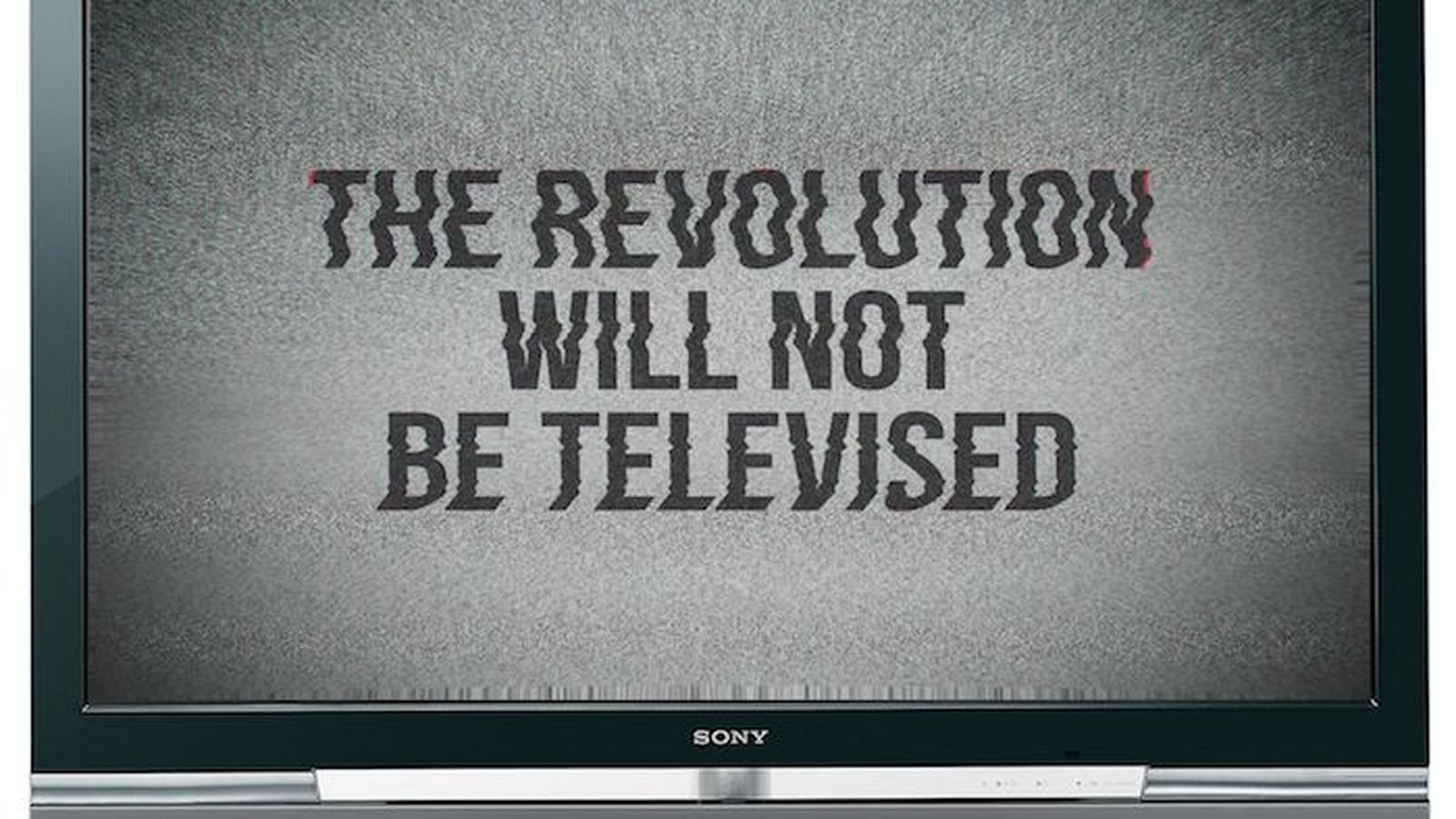 The Revolution Will Not Be Televised – Wikipedia
