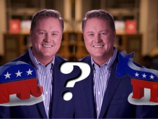Is Tommy Ahlquist Really a Republican?