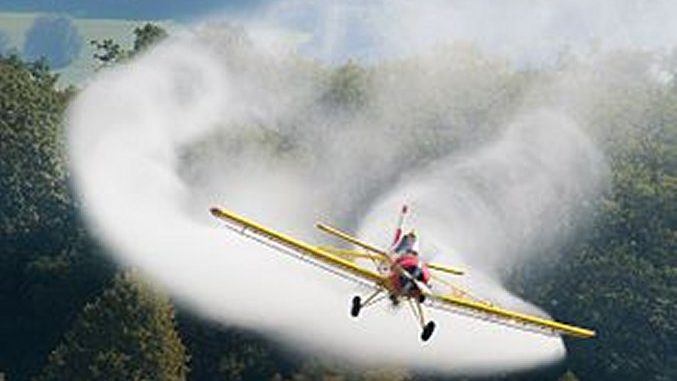 Law pre-empts counties from banning aerial spraying