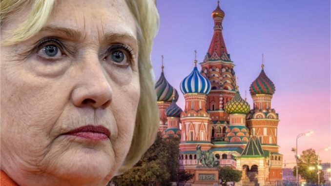 Clinton and the DNC Paid For Russia Dossier on Trump