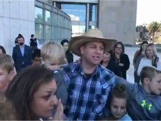 Ammon Bundy Released in Las Vegas