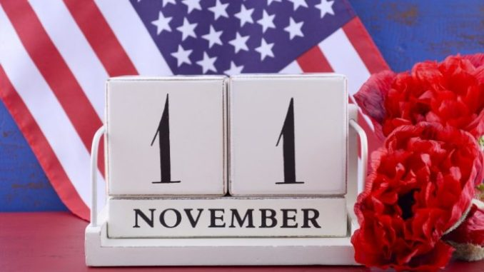 Veterans Day - Armistice Day - Remembrance Day