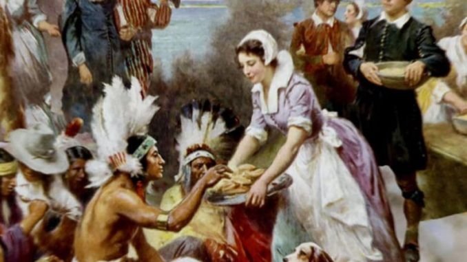History of Thanksgiving