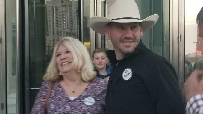 Bundy's and Supporters Released