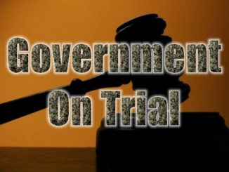The Government On Trial