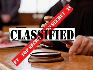 Sealed To Our Doom: Sealed And Secret Court Proceedings