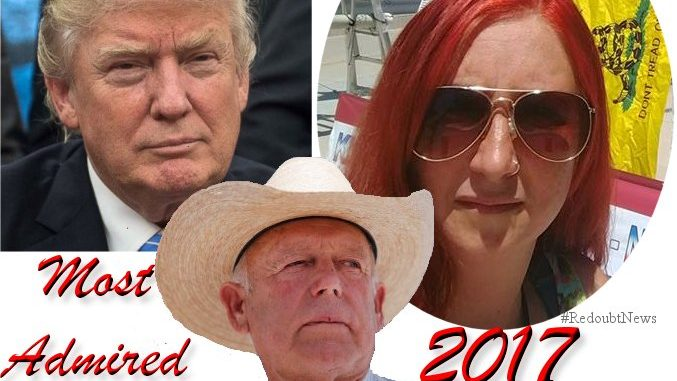 2017 Most Admired People of the Year