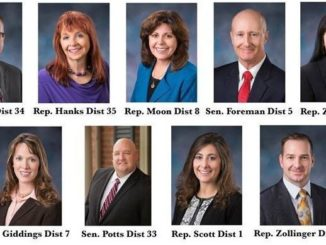 Nine Courageous Legislators