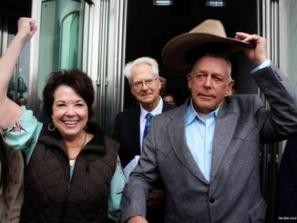 Bundy Indictment Dismissed With Prejudice