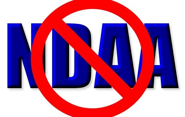 NDAA is a Threat to ALL