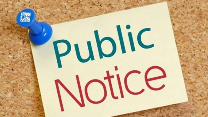 Public Notices Online: Getting with the Times