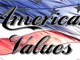 Will We the People Retain American Values?