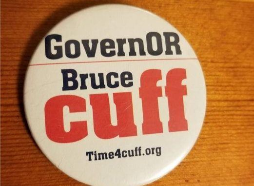 Enough is ENOUGH! It's Time For Bruce Cuff!