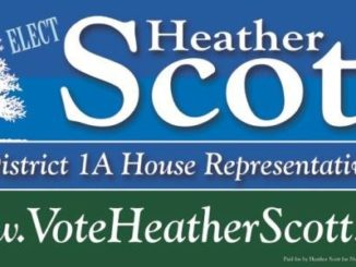 Race For Seat district 1A surprise heather scott